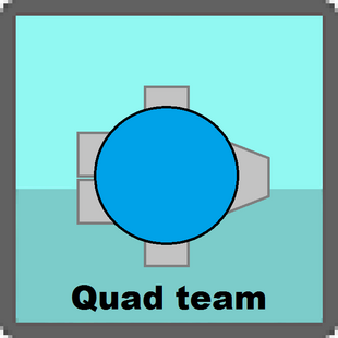 Quad team