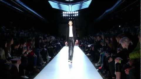 Diesel Black Gold AW13 Womenswear Fashion Show
