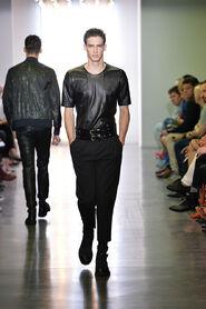SS14-Milan-Mens-Black-Gold-catwalk-26