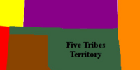 Five Tribes Territory