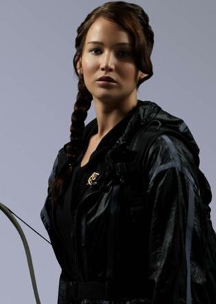 Tribute Von Panem Katniss