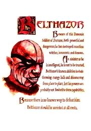 Belthzor