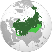 Russian Empire (orthographic projection)