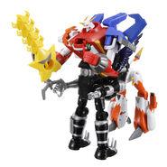 Shoutmon X4B toy