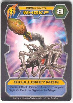 SkullGreymon DT-101 (DT)