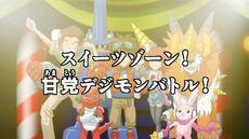 List of Digimon Fusion episodes 27
