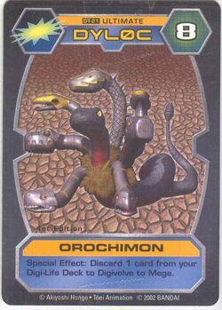 Orochimon DT-21 (DT)