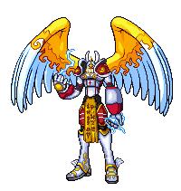 Seraphimon Burst Mode
