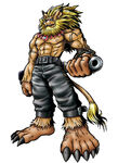 Leomon (Re-Digitize) b