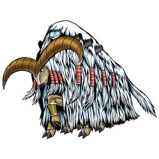 AncientMegatheriummon b