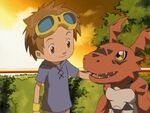 Takato and Guilmon