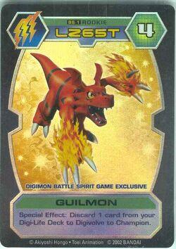 Guilmon BS-1 (DT)