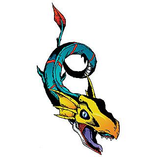 Seadramon Digimonwiki Fandom Powered By Wikia