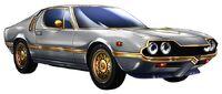 Kyoko's sports car b