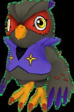 Falcomon (2006 anime) dm