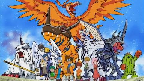 Video promocional Digimon Adventure Story