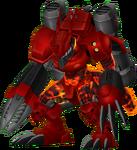 Chaosdramon dm