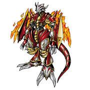 BurningGreymon b