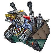 Tankdramon b