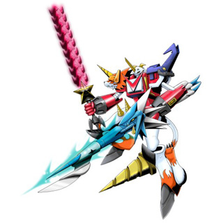 Shoutmon X4 | DigimonWiki | FANDOM powered by Wikia