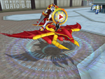 Gallantmon & Grani (Riding Mode) dm