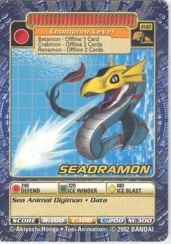 Seadramon St-163 (DB)