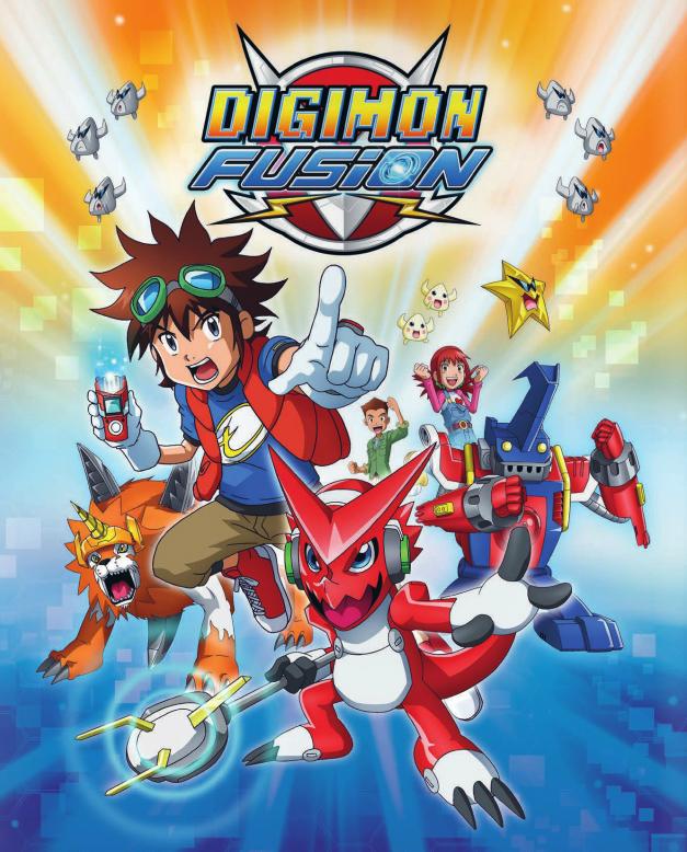 Digimon Staffel 3