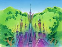 Seraphimon's Castle