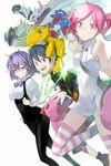 Digimon World Re-Digitize Poster