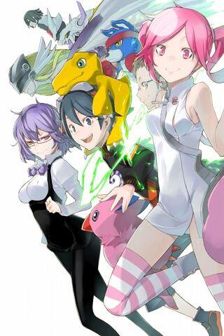 File:Digimon World Re-Digitize Poster.jpg