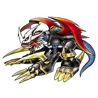 Imperialdramon Dragon Mode b