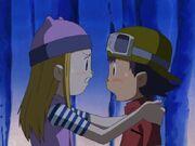 Takuya and Zoe