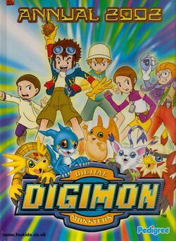 Digimon Annual 2002
