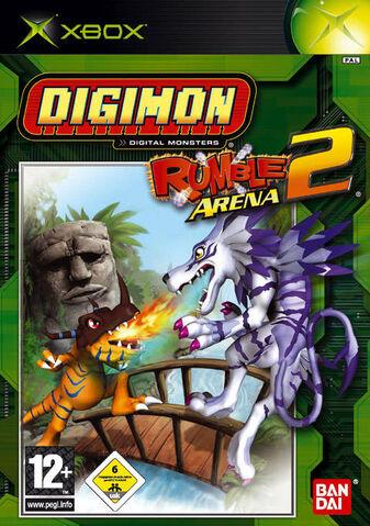 File:Digimon Rumble Arena 2 (XBOX) (PAL).jpg