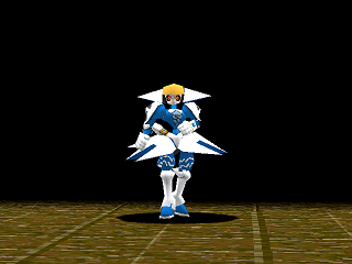 Blue Falcon Guardian vg