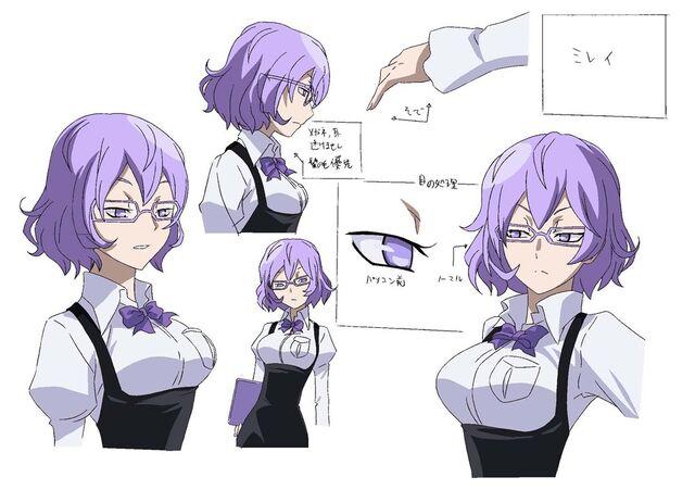 File:Digimon World Re-Digitize Mirei Mikagura concept art 2.jpg