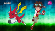 Taiki and Shoutmon