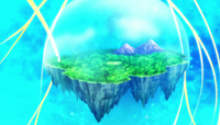 8-11 Reviewmon Island