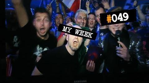 Eurovision Drinking Game My Week 049 Vlog