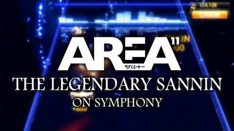 Area 11 -「The Legendary Sannin」【Symphony】
