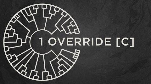 Area 11 - Override -C- -Official Lyric Video-