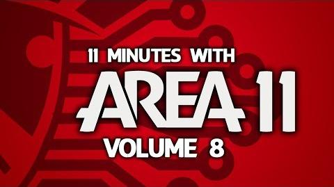 11 Minutes With Area 11 - Volume 8 Brighton Japan