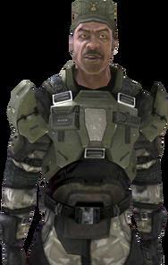 Sgt Avery Junior Johnson