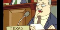 Texas Senator ( Holiday)