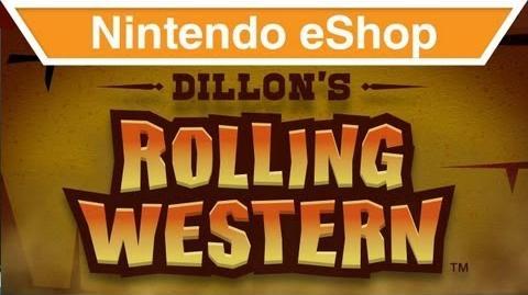 Nintendo eShop - Dillon's Rolling Western Walkthrough Video