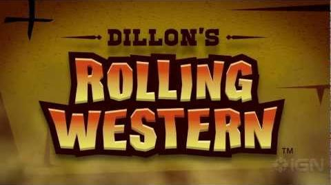 Dillons Rolling Western - Launch Trailer