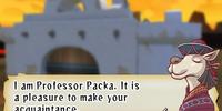 Professor Packa
