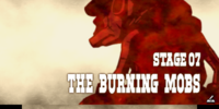 "Stage 7: ""The Burning Mobs"""