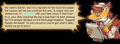 Rugged Ranger Rumors Text 1