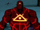 Red Volcano Young Justice